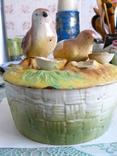 Сахарница или емкость для яиц  Кузнецова, фото №2