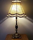 Настольная лампа - лот 9, фото №2