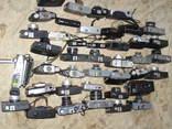Фотоаппараты разные 41 шт. + разные кофры., фото №6