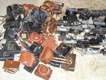 Фотоаппараты разные 41 шт. + разные кофры., фото №12