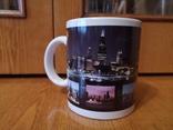 Чашка США город Чикаго Аль Капоне гангстер кружка Америка Штаты, фото №5