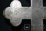 Крест мощевик 19-й век, фото №8