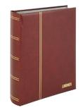 Кляссер серии ELEGANT с 64 чёрными страницами. 1179 - R. Красный. фото 2