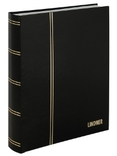 Кляссер серии Standard с 48 белыми страницами. 1162 - S. Чёрный. фото 2