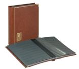 Кляссер серии ROYAL с 40 чёрными страницами. 1151- H. Коричневый. фото 2