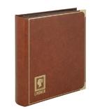 Кляссер серии ROYAL с 40 чёрными страницами. 1151- H. Коричневый. фото 3