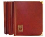 Кляссер серии ROYAL с 60 чёрными страницами. 1152 - H. Коричневый.