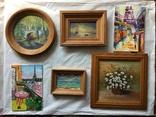 Коллекция миниатюрных картин photo 1