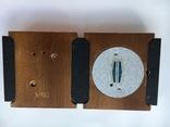 Барометр Термометр  Германия 50-годы, фото №3