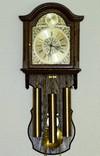 Часы настенные Franz Hermle,с четвертным боем.