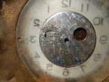 Часы Охота.Чугун Куса 1955г., фото №5