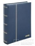 Кляссер серии Elegant 64 чёрными страницами. 1179 - B. Синий. фото 2