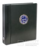 Альбом для значков Safe Pro A4 Premium Collection. Черный. 481-5510