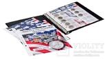 Иллюстрированный альбом для квотеров серии America the besutiful. Lindner 1106 abq. фото 3