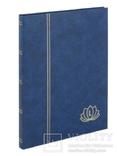 Кляссер серии Lotos с 16 чёрными страницами. 5701 - В. Синий. фото 2