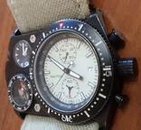 Часы хронограф NAUTICA (США) модель N-MX 62 под восстановление, фото №4