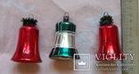 Три колокольчика производства ГДР. 60 - е годы., фото №3
