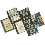 Лист к альбому Leuchtturm, Optima, 2x5 делений по 180 x 42 мм, черный, 5S. 333229 фото 2