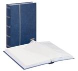 Кляссер Standard с 64 белыми страницами. 1167 - B. Синий.