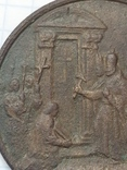 Католицька медаль 12 апостолів., фото №4