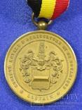 """Медаль """"Королевского общества с/х и ботаники"""" Бельгия (157м), фото №2"""