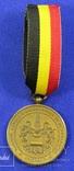 """Медаль """"Королевского общества с/х и ботаники"""" Бельгия (157м), фото №4"""