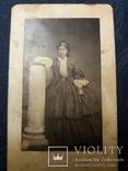 Фото 1860 -х. Дворянка