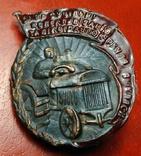 Знак За суцільну колективізацію та куркуля як клясу., фото №4