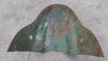 Переднее крыло мотороллера Муравей, фото №6