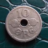 10 эре 1926   Дания    (Э.1.28)~, фото №3
