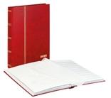 Кляссер серии Standard. Lindner 1161-R. Красный.