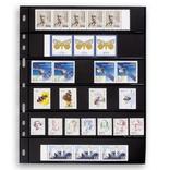 Лист к альбому Leuchtturm, Optima, 2x6 делений по 180 x 35 мм, черный, 6S.316995 фото 2