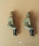 Немецкие солдаты 1920-1940х годов  Elastolin -Lineol, фото №11