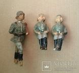 Немецкие солдаты 1920-1940х годов  Elastolin -Lineol, фото №13
