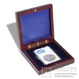 Футляр для сертифицированной монетной капсулы (слаба) Leuchtturm. Hmetuisl.  326719
