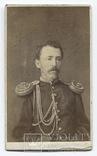 Керчь, 1874 г. Поручик 13-й пехотной дивизии, адъютант. Фот. братьев Блюм., фото №2