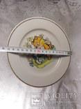 Тарелки мелкие детские Мишка мед 18 штук СССР photo 5