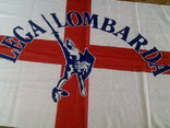 Lega Lombarda - флаг банер, фото №2