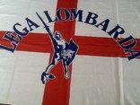 Lega Lombarda - флаг банер, фото №7