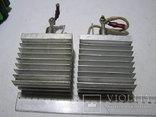 Тиристоры Т10-80-У2 ,б/у, на радиаторах.