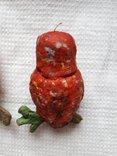 Елочная игрушка две совы филина цена за оба, фото №9
