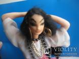 Кукла паричковая СССР цыганка Аза, фото №10