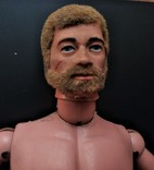 Винтажная кукла HASBRO (1964 г), фото №5