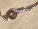 Фирменный кулон, серебро, камни., фото №11
