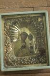 Богородица в киоте ( 34 НА 30 СМ), фото №3