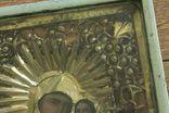 Богородица в киоте ( 34 НА 30 СМ), фото №7