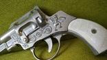 Пистолет с красноармейцем, фото №5