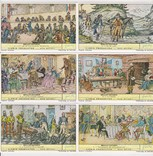 Карточки Либиха 6 шт. Брилат Саварин, фото №2