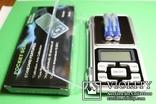 Высокоточные ювелирные весы 0.01-100 гр. (шаг 0.01)новые в упаковке+батарейки в подарок, фото №4