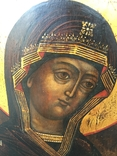 Икона БМ из деисусного чина, фото №3